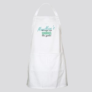 Maw Maw's the Name! BBQ Apron